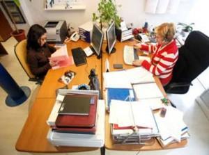 Los trabajadores con estrés laboral presentaron mayor probabilidad de sufrir niveles anormalmente altos de colesterol 'malo' y bajos del 'bueno'. / SINC