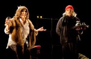 Linda and Freddy, ilusionistas