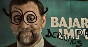 Rajoy. Subir impuestos. Bajar derechos