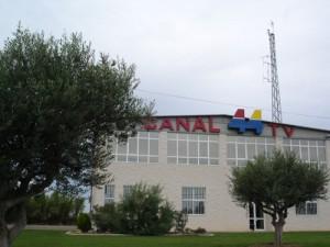 Sede e instalaciones de Canal 44 Zaragoza