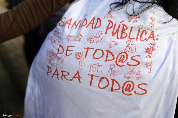 Privatización de la Sanidad