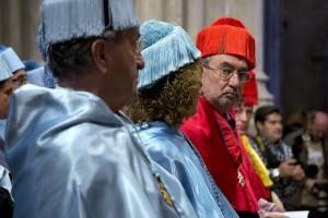 Acto Apertura Universidad de Valladolid Curso 2012-13. Foto Ángel cantero. Foto: Iglesia en Valladolid