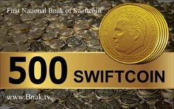 500 swiftcoin