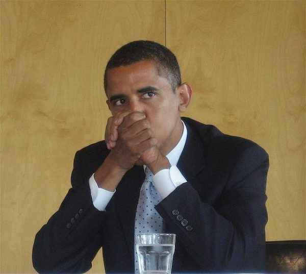 La guerra de Obama