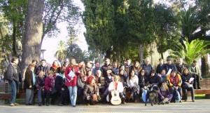 9º Encuentro Regional de artistas del Maule.