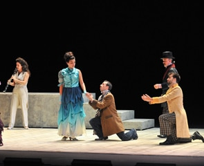 Così fun tutte, en el Teatro Principal de Zaragoza