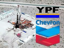 YPF - Chevron