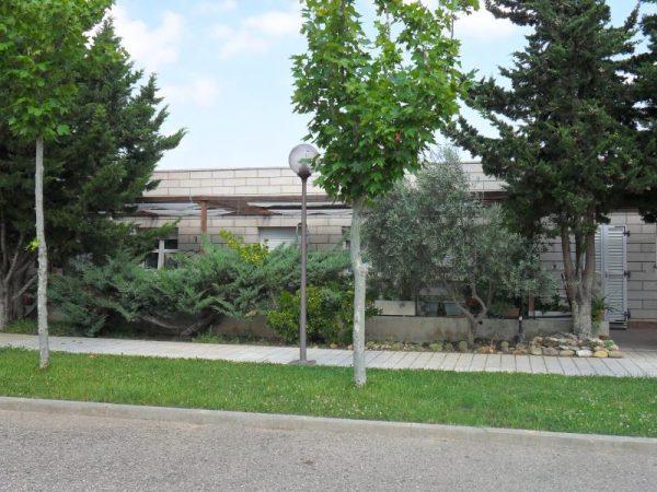 Zona de viviendas del director del centro y del personal residente. Escuela Internacional de la Rosacruz Áurea - Lectorium Rosicrucianum