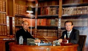 El Lobo Estepario: Raúl Tristán entrevista a José Antonio Visús