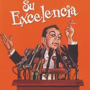 Mario Moreno Cantinflas, en Su Excelencia.