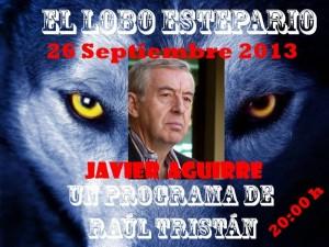 Javier Aguirre, escritor
