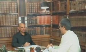 El Lobo Estepario: Raúl Tristán entrevista a Roberto Barra, Orden Rosa-Cruz