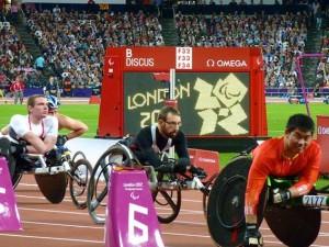 En un equipo con 100 atletas paralímpicos que viaje a un evento de 10 días, sus responsables médicos podrán anticipar que habrá 12 o 13 lesiones. / Thomas Davies.