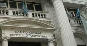 Fachada del edificio BCRA