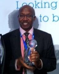 Josphat Kinyua, el CEO de MoDe