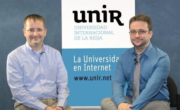 Roald Schoenmakers y Daniel Borrego, profesionales de Súmate, inauguran las OpenClass de UNIR