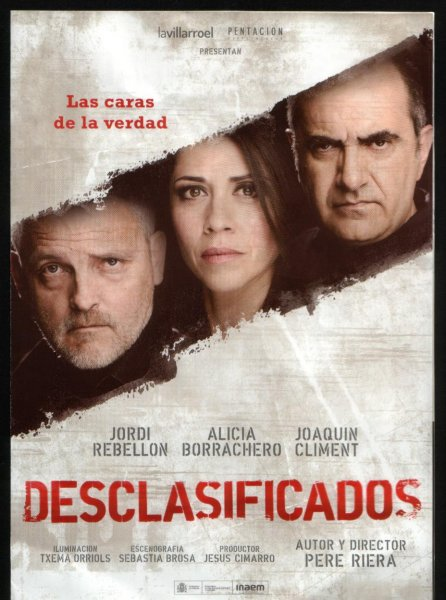 Teatro: Desclasificados
