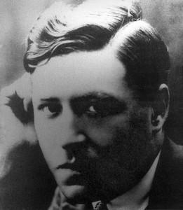 Josep Pla en 1917. Foto: Fundació Josep Pla