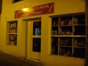 Un bazar chino. Foto: Daquella manera
