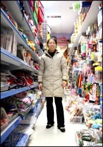 Un bazar chino. Foto: mikel450