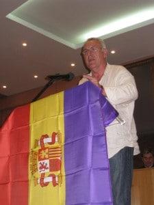 Cayo Lara. Foto: Izquierda Unida