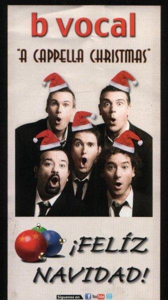 B VOCAL por Navidad