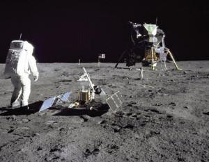 Misión Apolo 11. / Neil Armstrong - Apollo11 Crew - GRIN - NASA