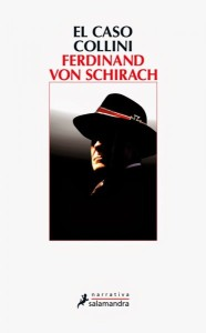 El caso Collini, de Ferdinand Von Schirach