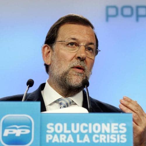 Rajoy no repetirá como Presidente