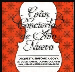 LOS JÓVENES EN EL AUDITORIO. orq. GOYA