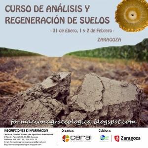 Análisis y regeneración de suelos