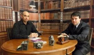 El Lobo Estepario. Raúl Tristán entrevista a Luis Laita PLIB