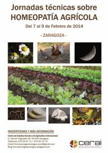 Jornadas Técnicas sobre Homeopatía Agrícola