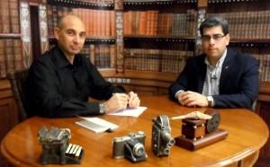 El Lobo Estepario: Raúl Tristán entrevista a Orlando Suárez, Coordinador Ciudadanos (Aragón)