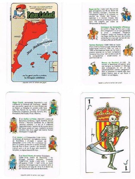 cartes païssos catalans