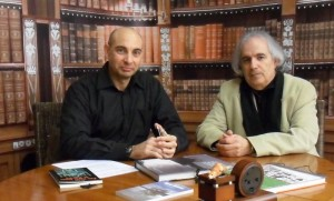 El Lobo Estepario: Raúl Tristán entrevista a Carlos Blázquez, experto hidráulica renacentista