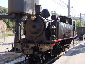 El tren con el que se quedó Teruel: eldelinux