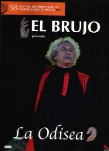 La 'Odisea' de Rafael Álvarez, El Brujo