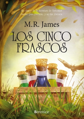 Los cinco frascos, de M.R. James