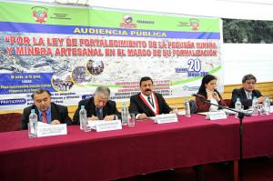 minería ilegal Perú