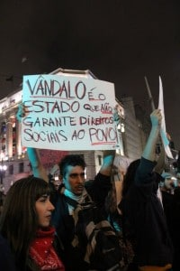 represión brasil