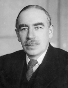 Hablemos de Macroeconomía = Keynes…