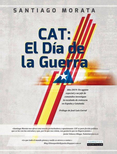 CAT El día de la guerra , de Santiago Morata