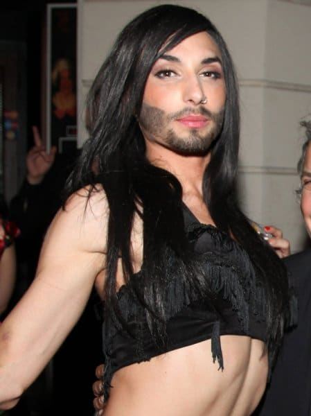 Conchita Wurst / Tom Neuwirth