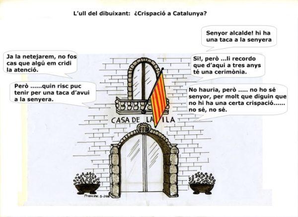 Crispació a Catalunya