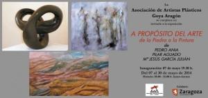 Exposición en Zaragoza