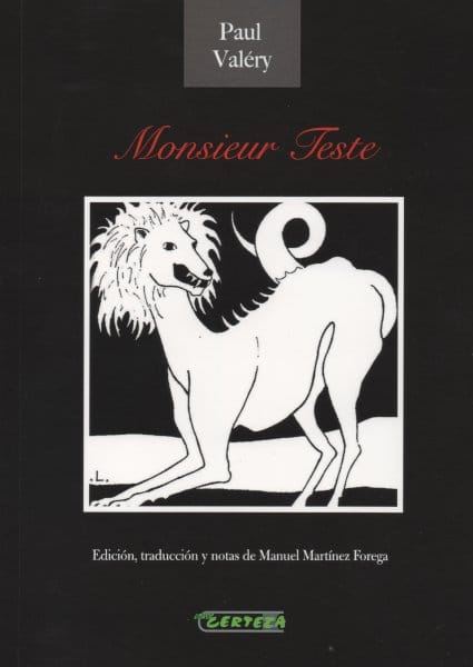 Monsieur Teste, de Paul Valéry
