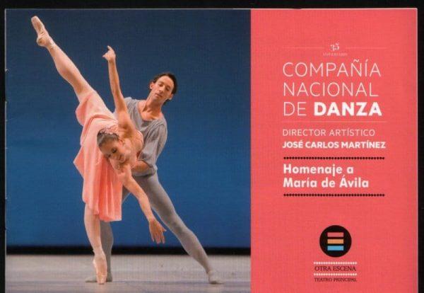 La Compañía Nacional de Danza, en Zaragoza