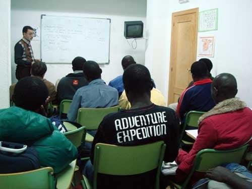 Foto asociación Karibu