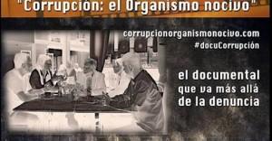 corrupción, el organismo nocivo